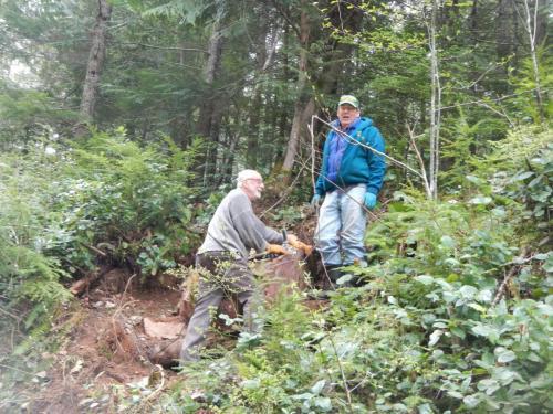 Arrowsmith exploration field trip